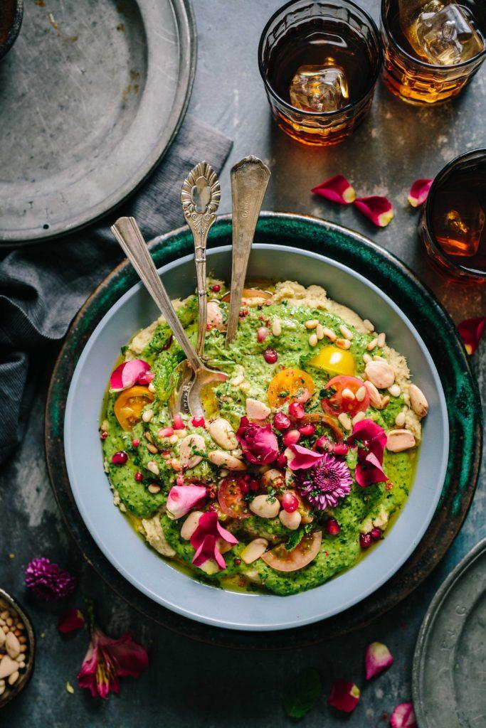 orientalische-bowl